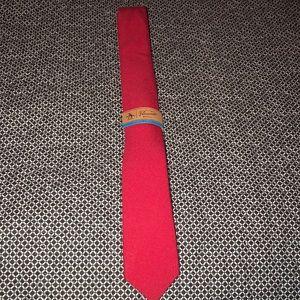NWT Red Penguin Men's Tie